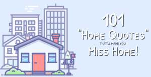 101 Home Quotes
