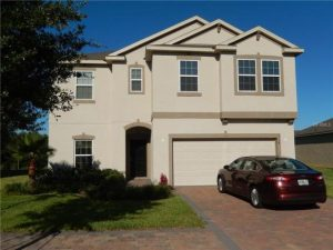 Davenport, Florida - 5 Bedrooms - 3 Bathrooms - Front of House View