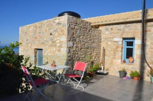 Mani, Peloponnese - 2 Bedroom - 1 Bathroom - House Front View