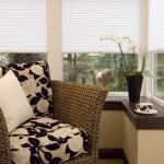 intu pleated blinds