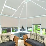 side conservatory blinds