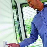 motorized conservatory blinds