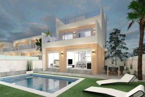Valencia, Alicante, Villamartin - 3 Bedrooms - 2 Bathrooms - House View