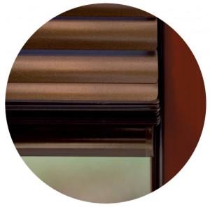 bi fold conservatory blinds
