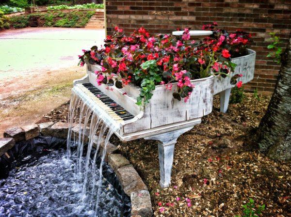Piano Planter