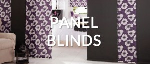 conservatory panel blinds