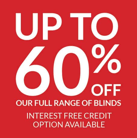 Conservatory blinds offers