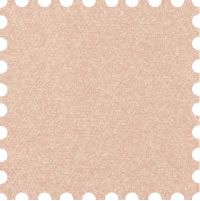 Pure Colour Peach Thermal Fabric